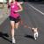 Повод , каишка за куче при бягане